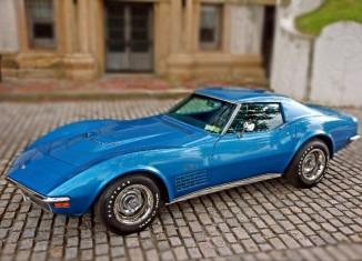 Barrett-Jackson 2011: Rare 1971 LS6 To Cross Auction Block on Saturday