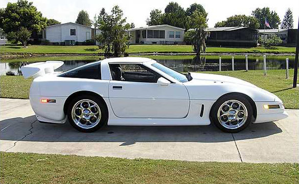 Mecum Kissimmee 2011 Preview: 1991 Corvette Greenwood Prototype Coupe