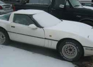 Corvettes on Craigslist: Los Homies Selling a 257K Mile 1984 Corvette