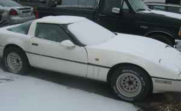 Corvettes on Craigslist: Los Homies Selling a 257K Mile 1984 Corvette