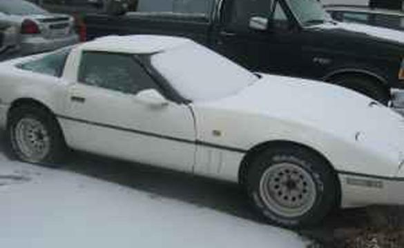Corvettes on Craigslist: Los Homies Selling a 257K Mile ...