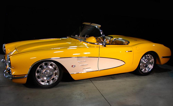 Barrett-Jackson 2011: Corvette Sales Top $10 Million at Scottsdale Auction