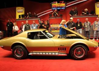 [VIDEO] 1969 L89 Corvette Sells for $62,000 at 2011 Mecum Kissimmee Auction