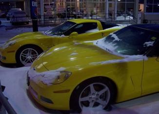 January 2011 Corvette Sales