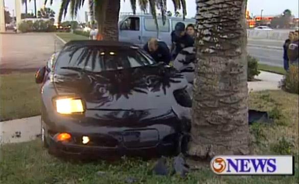 [VIDEO] C5 Corvette Victim of Hit and Run in Corpus Christi