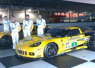 [POLL] Do You Approve of Corvette Racing's 2011 Livery