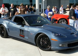 GM: Orders for 2011 Corvette Z06 Carbon Edition Open on February 21st
