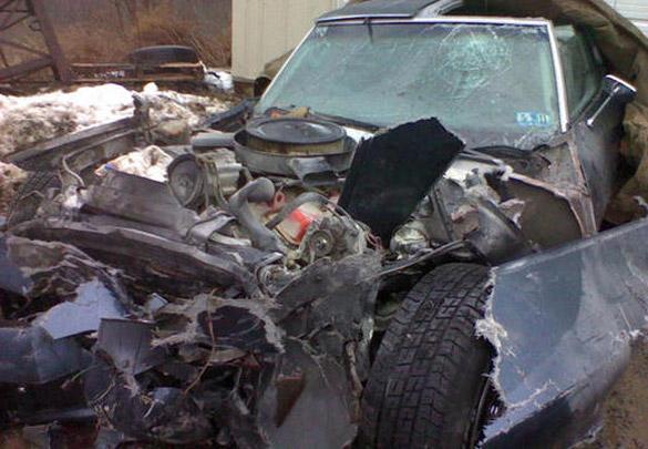 http://www.corvetteblogger.com/2011/02/16/c3-corvette-gets-stolen-totaled-in-police-chase/