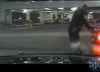 [VIDEO] Atlanta Corvette Driver Slams Police Cruiser in Hit and Run
