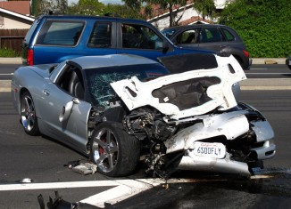 Why You Don't Race Your Corvette on the Streets
