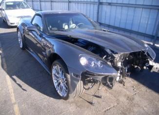 [PICS] This Corvette ZR1 Has Seen Better Days