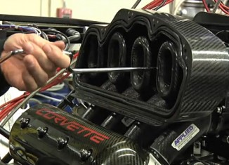 [VIDEO] Corvette Racing Series Episode 2: Engine Build