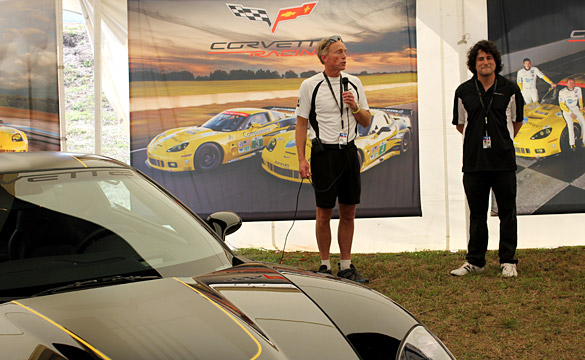 [VIDEO] GM Discusses C6 and C7 Corvette at Sebring