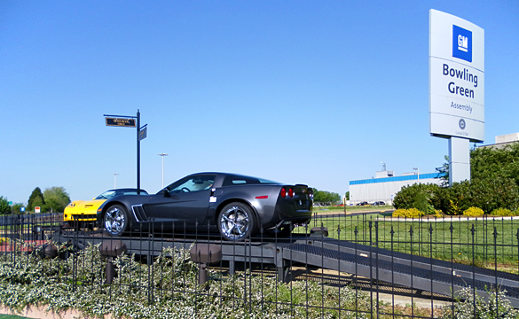 March 2011 Corvette Sales