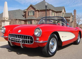 Barrett-Jackson to offer over 50 Corvettes at Palm Beach Sale