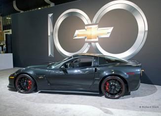 [PICS] The 2012 Centennial Edition Corvette Z06 at Barrett-Jackson's Palm Beach Auction