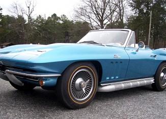Barrett-Jackson's Corvette Sales Total $2.47 Million at 2011 Palm Beach Auction