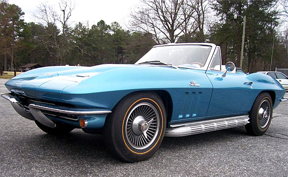 Barrett-Jackson's Corvette Sales Total $2.47 Million at 2011 Palm Beach Auction