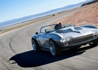 [VIDEO] Driving the Fast Five 1963 Corvette Grand Sport