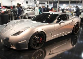 Coachbuilt Corvette Soleil Anadi from Ugur Sahin Design Makes Debut at Monaco