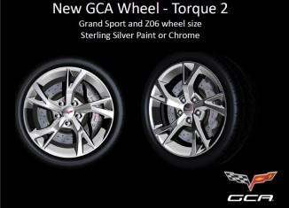 Genuine Corvette Accessories to Offer New Torque 2 Wheel