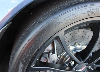 [VIDEO] Engineers Discuss the New Michelin Pilot Sport Cup Tires on the 2012 Corvette