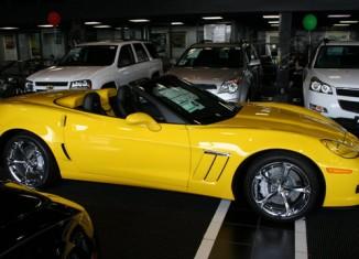 April 2011 Corvette Sales