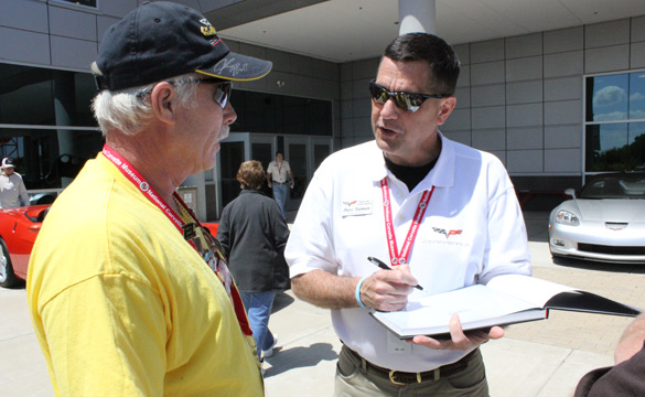 [VIDEO] Interview with Corvette Assembly Plant Manager Dave Tatman