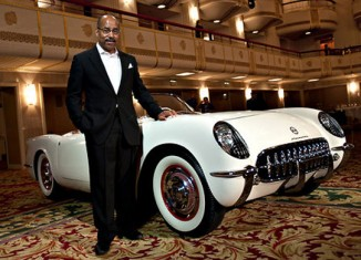 Homecoming for the World's First Corvette