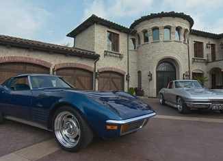 DVR Alert: SPEED's My Classic Car to Feature 2 Corvettes