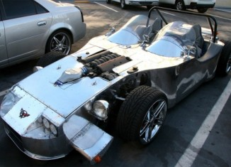 Corvette Pic of the Day: Sheet-Metalled C5 Speedster
