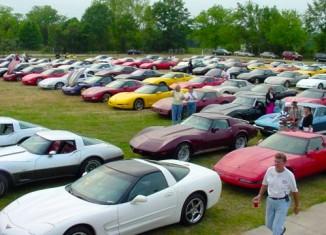 Panama City Beach Run and Corvette Show