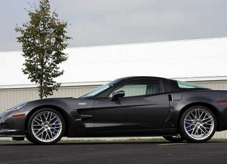 2009 Lingenfelter Corvette ZR1 Sells for $70,000 at Mecum's Indy Auction