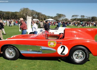 Bloomington Gold Announces the 10 Cars to be Inducted into the 2011 Great Hall