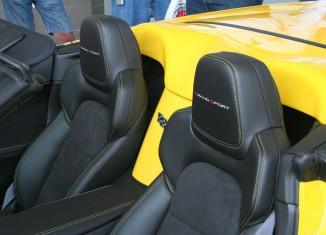 [PICS] The New 4LT Interior in a 2012 Corvette Grand Sport