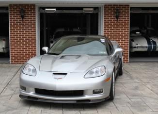 Corvettes on eBay: Lance Miller's 2009 Corvette ZR1