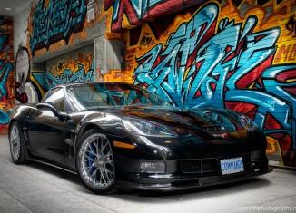[PIC] Corvette ZR1 Stars in Professional Photo Shoot