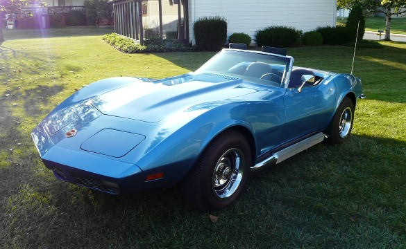 C3 Corvette Makes Hagerty's Top 5 Attainable Dream Cars