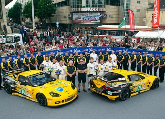Corvette Racing Celebrates Chevrolet Centennial at 24 Hours of Le Mans