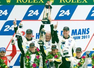 Corvette Racing Wins 24 Hours of Le Mans