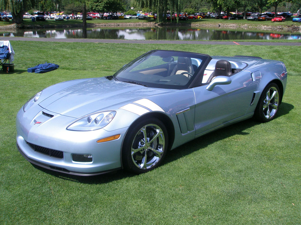 [PICS] More 2012 Carlisle Blue Corvette Photos from Bloomington Gold