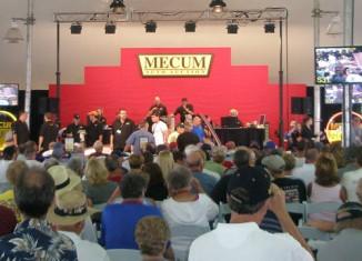 Mecum's Bloomington Gold Auction Rakes in $5.8 million in Corvette Sales