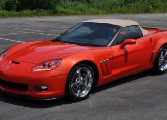 Final 2011 Corvette Production Statistics