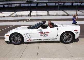 [PICS] 2011 Brickyard 400 Grand Sport Corvette Festival Car