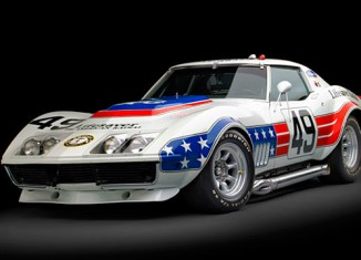 Auction Results: 1969 Greenwood Stars and Stripes Corvette Sells for $580,000