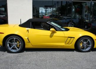 July 2011 Corvette Sales