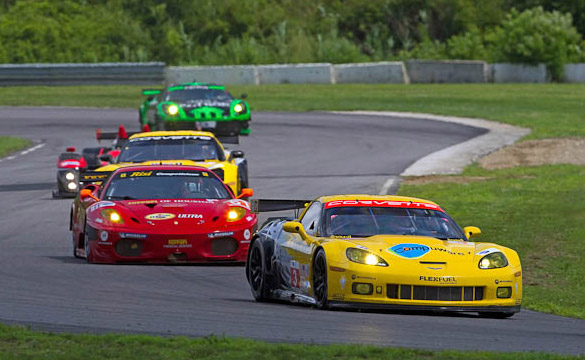 Corvette Racing at Mid-Ohio: No Place Like Home