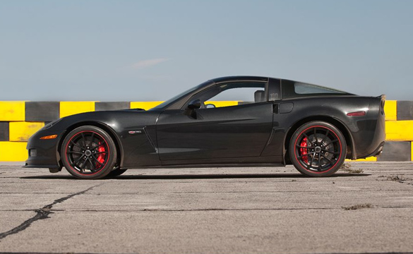 [VIDEO] Motor Trend Tests the 2012 Corvette Z06 Centennial Edition