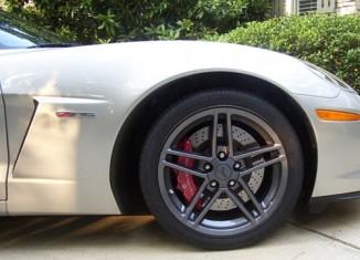 [VIDEO] Corvette Racing Tech Transfer: Carbon Fiber Panels