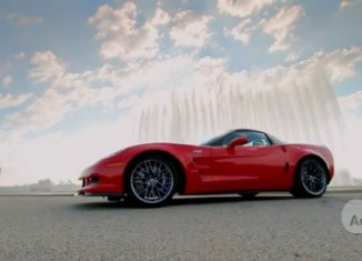 [VIDEO] AOL Auto's Translogic Focuses on Chevy V8s and the Corvette ZR1